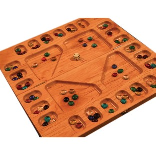 Four Player Mancala - Image 1 of 1