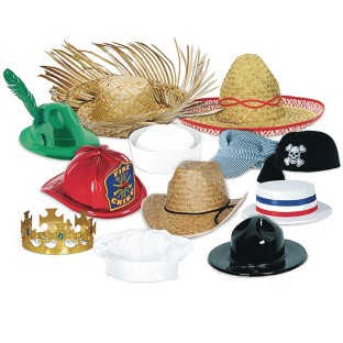 Assorted Hat Set - Image 1 of 1