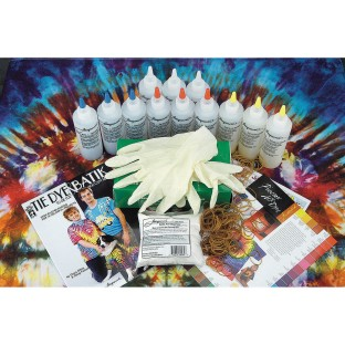 Group Tie-Dye Kit for 36 shirts - Image 1 of 1