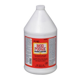 Mod Podge® Decoupage Gloss Finish, Gallon - Image 1 of 2