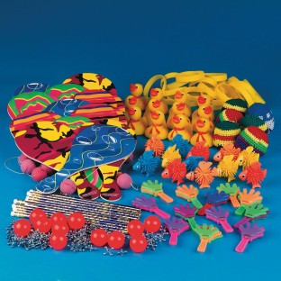 Novelty Refill Easy Pack, 100 pieces - Image 1 of 2