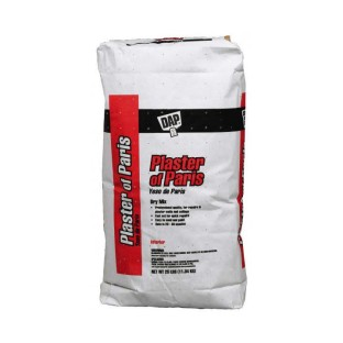 Plaster of Paris, 25-lb. bag - Image 1 of 1