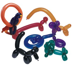 Twisty Balloons (Bag of 100) - Image 1 of 1