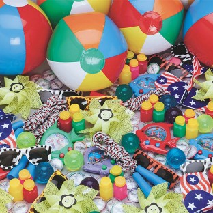 Summer Fun Novelty Easy Pack - Image 1 of 1