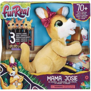 FurReal® Mama Josie: The Kangaroo Interactive Pet Toy - Image 1 of 5
