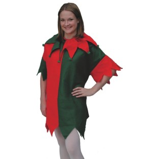 Adult Size Elf Tunic - Image 1 of 1