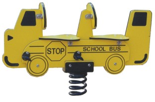 Spring Rider - School Bus - Image 1 of 1