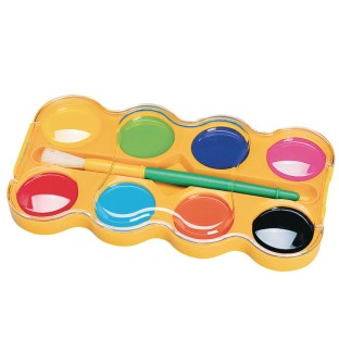 Color Splash!® Jumbo Watercolor Paint Tray - Image 1 of 1