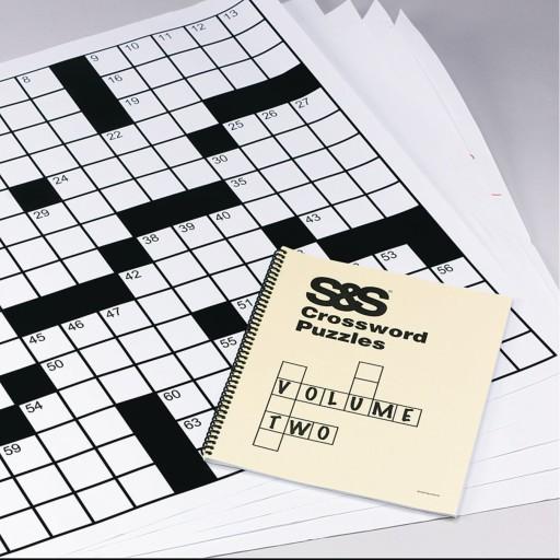 Giant Crossword Puzzles Set 2