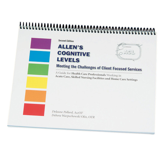 Allen Cognitive Performance Test Manual