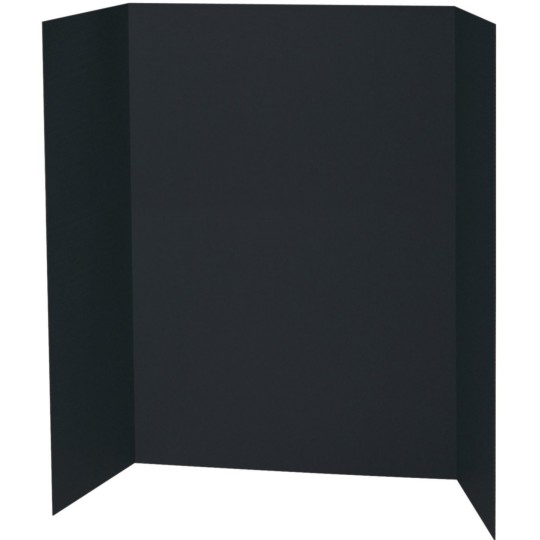 Black Presentation Board 48x36