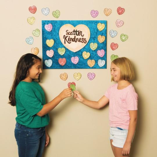 Scatter Kindness Craft