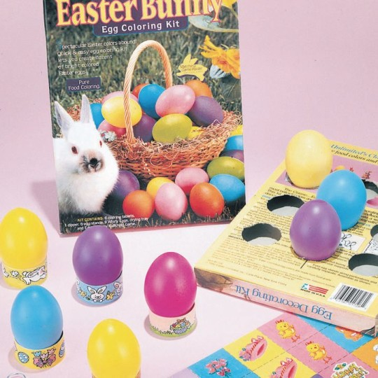 Buy Egg Coloring Kits at S&S Worldwide