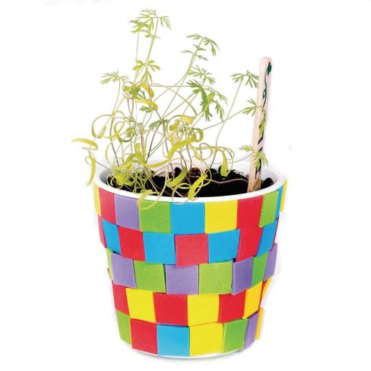 Garden Rain Gauge Craft Kit S/&S Worldwide