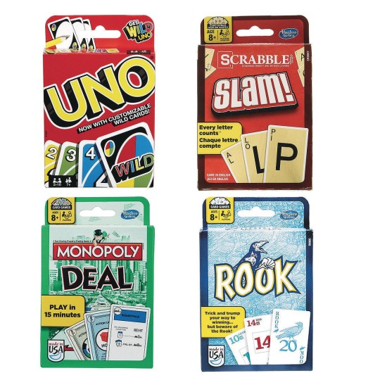 buy favorite four card games easy pack at ss worldwide