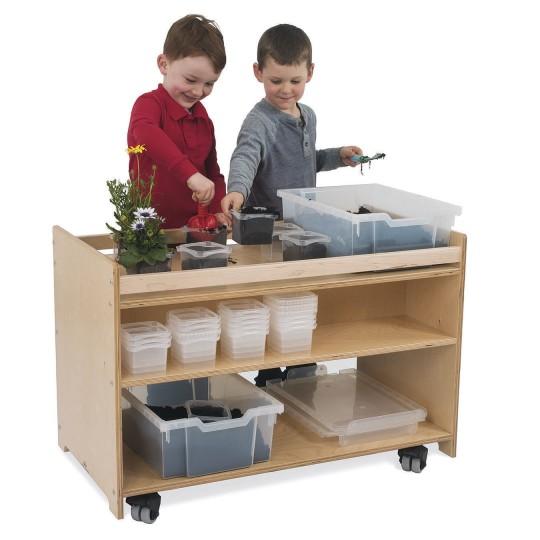 MObile Garden Center Classroom