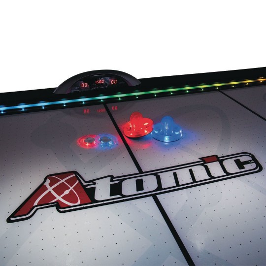 Buy Escalade Atomic Top Shelf 90 Air Hockey Table At S S