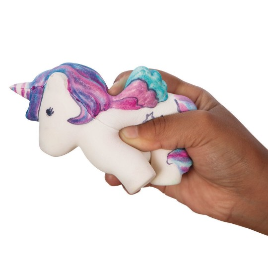 Buy Color-Me™ Squishy Unicorns (Pack of 12) at S&S Worldwide
